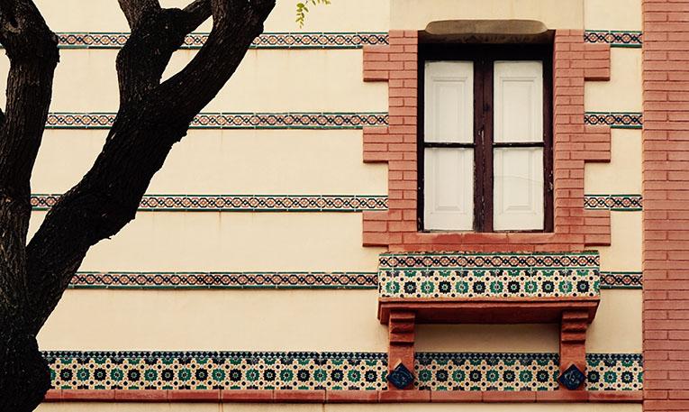 Can Sisternes. Itinerari per Mataró