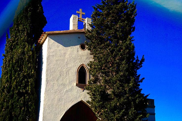 Ermita de Fàtima. El Carmel