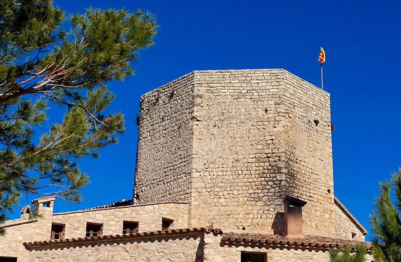 Castell d'Orpí. Castells de l'Anoia