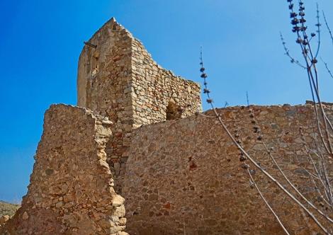 Castell de Sant Esteve. Palamós