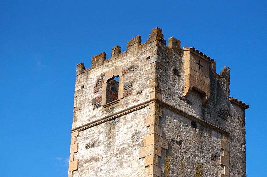 Torre de Can Rabassa. Itinerari per Santa Susanna. Maresme