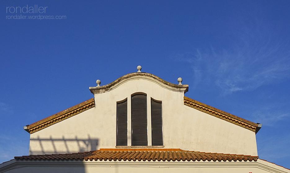 Mercat municipal. Tercer itinerari per Olesa de Montserrat. Baix Llobregat